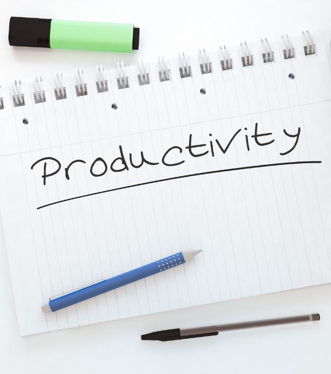 aumentare la produttività tecniche roma coworking